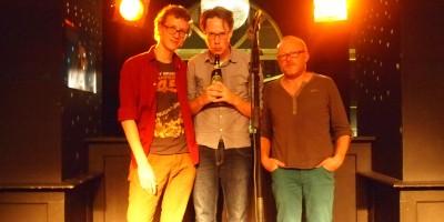 Slam På Teater Momentum 6. November!